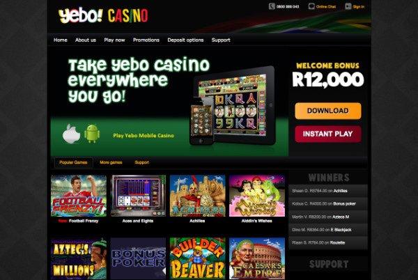 Online Casino South Africa • Full Gambling Info